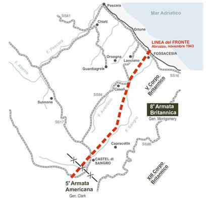 La storia della Linea Gustav nella Seconda Guerra Mondiale