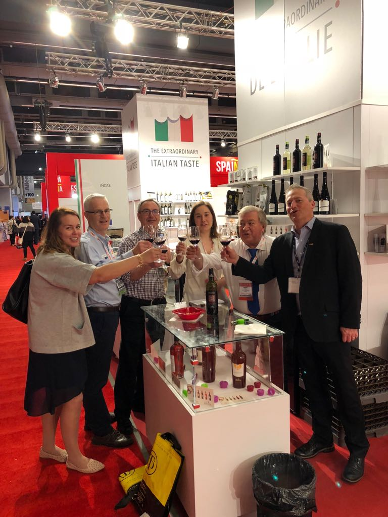Sbarca in Canada Gustav, la nuova linea di vini della Cantina di Ortona